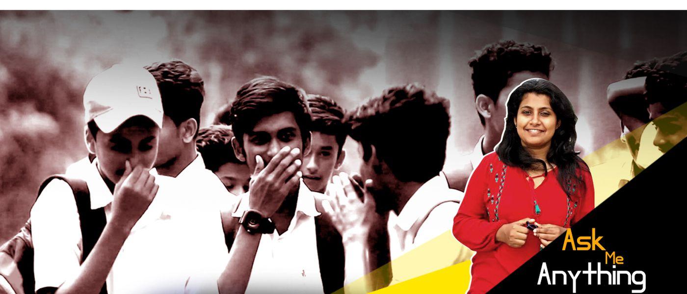 Ask Me Anything | പാഠം1: പഠിക്കാന് മൂക്കുപൊത്തണം, ആലപ്പുഴ കാക്കാഴം തോട്