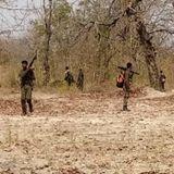 छत्तीसगढ़ में नक्सली हमला : अब तक 22 जवानों के शव मिले, कई नक्सली भी मारे गए