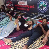 நீட் தேர்வு வேண்டாம்! ஆறாம் நாளாக தொடரும் உண்ணா விரதம்   Asiaville Ground Report   Makkal Padhai