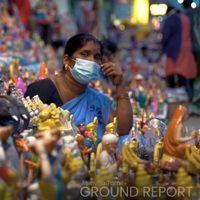 நவராத்திரி 2020: விற்பனைக்கு காத்திருக்கும் கொலு பொம்மைகள்! | Asiaville Ground Report