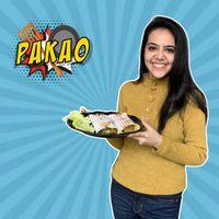 Pakao Ep:39 | Falafel Tortilla Wraps | With Srishti