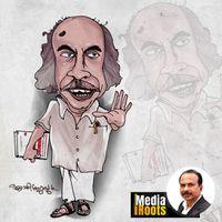 പരുക്കില്ലാതെ പ്രഹരിക്കുന്ന നാണപ്പന്റെ വലയിലെ ടിജെഎസ് ജോര്ജ്  Media Roots20