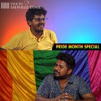 """""""கேட்ட கைகள் கொடுக்க துவங்கி விட்டது""""   Pride Month Special   Srijith Sundaram   Talk to Asiaville"""