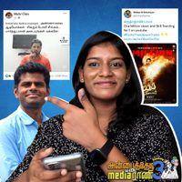 Annamalai's Audio and Rudra Thandavam Trending Trailer! Anbai Thedi With Media Raani | S03E08