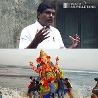 விநாயகர் சதுர்த்தி சர்ச்சை, சூழலியல் பார்வை! | Sundar Rajan
