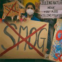 दिल्ली में जलवायु परिवर्तन की अलख जगाने की एक कोशिश