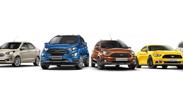 Ford And Mahindra Joint Venture Formed For Emerging